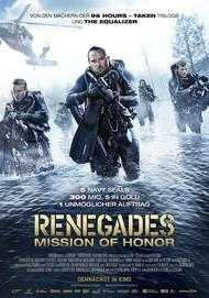 "Filmplakat für ""Renegades - Mission of Honor"""
