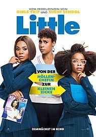 """Filmplakat für """"LITTLE"""""""