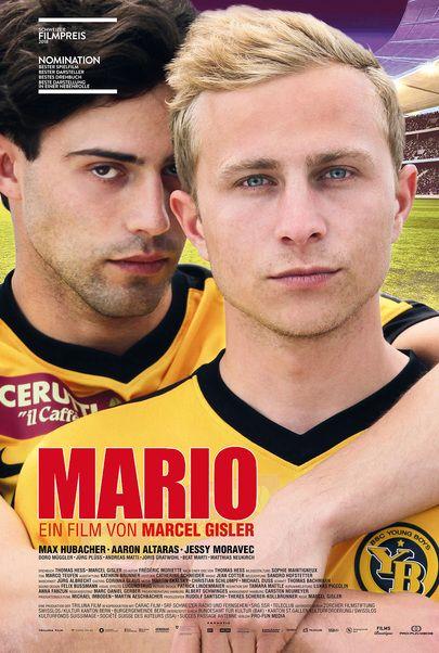 """Filmplakat für """"Mario"""""""