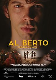 "Movie poster for ""Al Berto"""