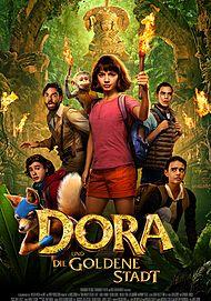 """Filmplakat für """"Dora und die goldene Stadt"""""""