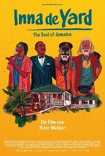 "Filmplakat für ""Inna de Yard - The Soul of Jamaica"""