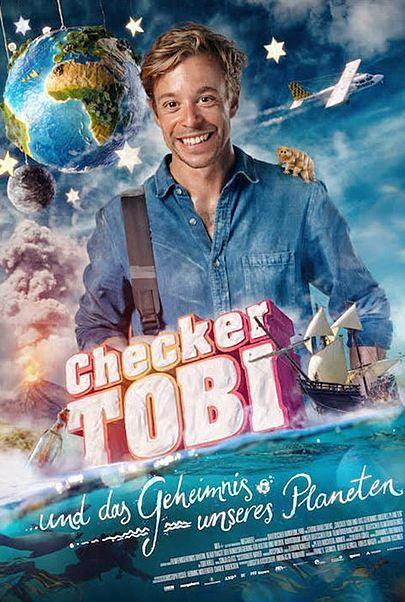 """Filmplakat für """"Checker Tobi und das Geheimnis unseres Planeten"""""""