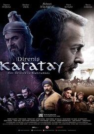 """Filmplakat für """"Direnis Karatay"""""""