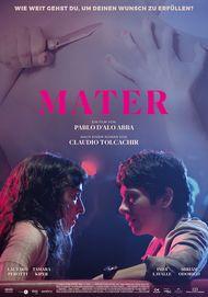 """Filmplakat für """"Mater"""""""