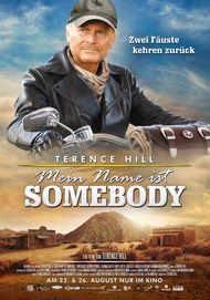 """Filmplakat für """"Mein Name ist Somebody - Zwei Fäuste kehren zurück"""""""