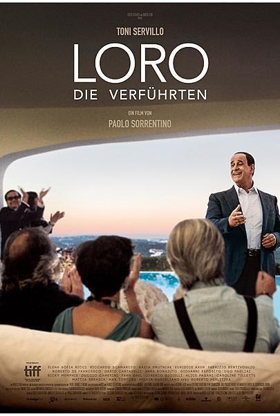 """Filmplakat für """"LORO"""""""