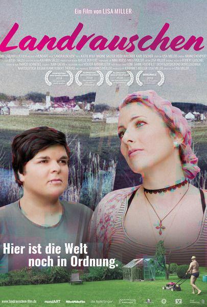 """Filmplakat für """"Landrauschen"""""""