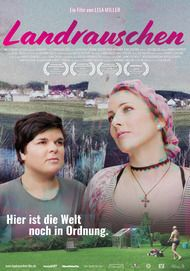"Movie poster for ""Landrauschen"""
