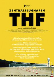 """Filmplakat für """"Zentralflughafen THF"""""""