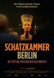 "Filmplakat für ""Schatzkammer Berlin"""