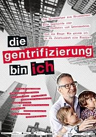 "Movie poster for ""Die Gentrifizierung bin ich"""