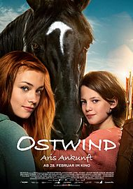 "Movie poster for ""Ostwind 4 - Aris Ankunft"""