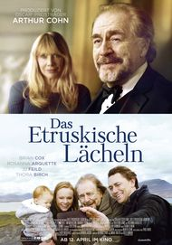 "Movie poster for ""Das etruskische Lächeln"""
