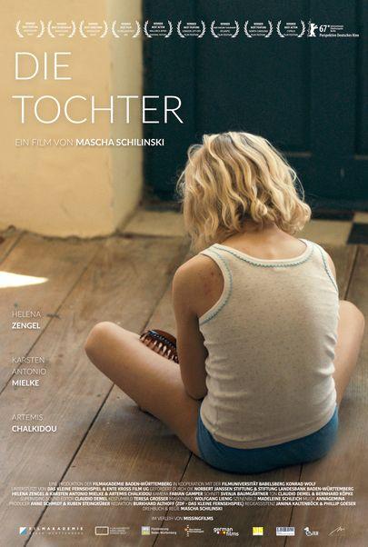 """Filmplakat für """"Die Tochter"""""""