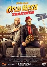"Filmplakat für ""Oflu Hoca Trakya'da"""
