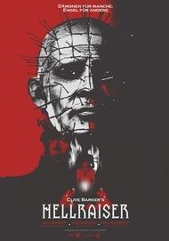 "Filmplakat für ""Hellraiser III: Hell on Earth"""