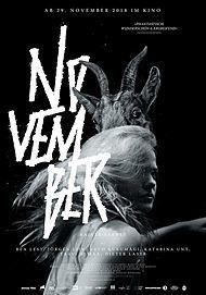 """Filmplakat für """"NOVEMBER"""""""