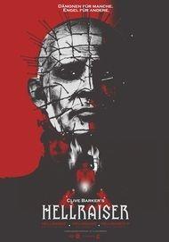 """Filmplakat für """"Hellraiser: Das Tor zur Hölle"""""""