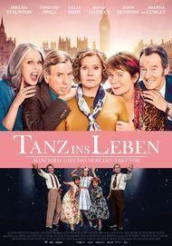 """Filmplakat für """"Tanz ins Leben"""""""