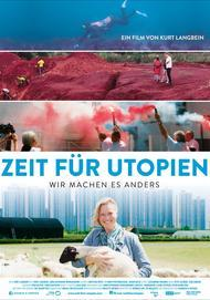 """Filmplakat für """"Zeit für Utopien"""""""