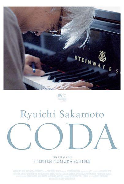 "Filmplakat für ""RYUICHI SAKAMOTO: CODA"""