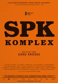 """Filmplakat für """"SPK Komplex"""""""