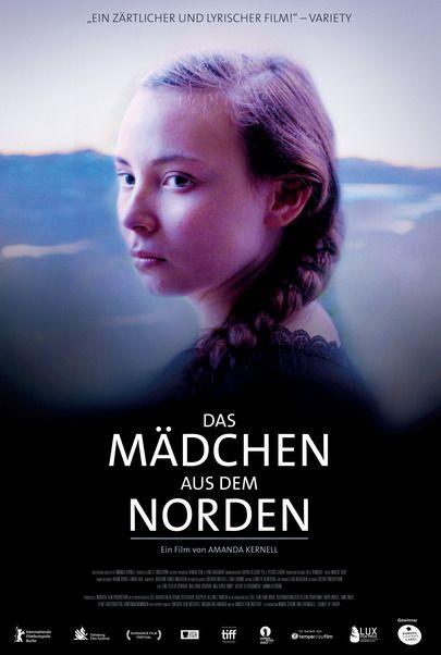 """Filmplakat für """"Das Mädchen aus dem Norden"""""""