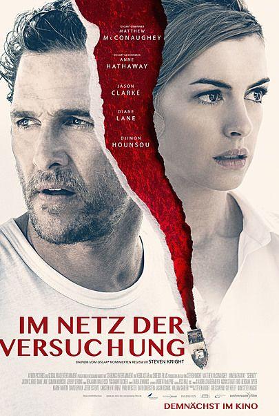 """Filmplakat für """"Im Netz der Versuchung"""""""
