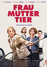 "Movie poster for ""Frau Mutter Tier"""