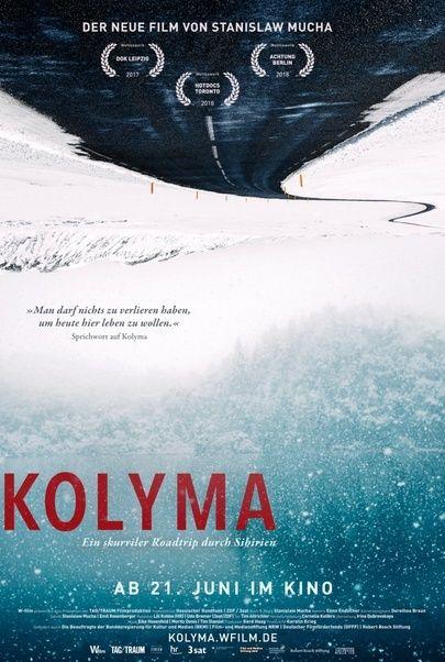 "Filmplakat für ""Kolyma"""