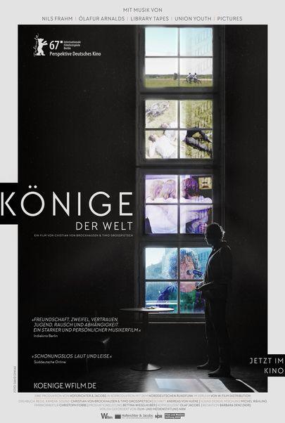 """Filmplakat für """"Könige der Welt"""""""