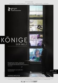 "Movie poster for ""Könige der Welt"""