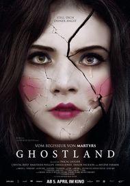 """Filmplakat für """"Ghostland"""""""