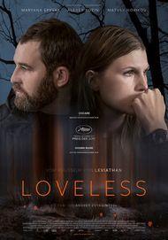 "Filmplakat für ""Loveless"""