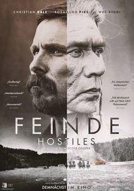 """Filmplakat für """"Feinde - Hostiles"""""""