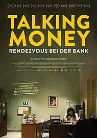 "Movie poster for ""Talking Money - Rendezvous bei der Bank"""