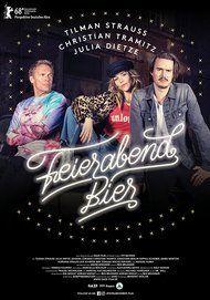 """Filmplakat für """"Feierabendbier"""""""