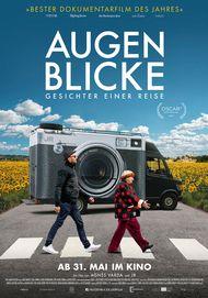 """Filmplakat für """"Augenblicke: Gesichter einer Reise"""""""