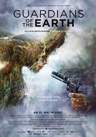 "Filmplakat für ""Guardians of the Earth"""