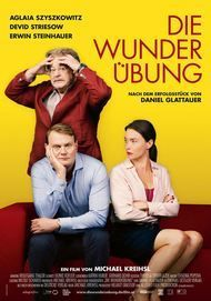 "Movie poster for ""Die Wunderübung"""
