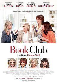 """Filmplakat für """"Book Club - Das Beste kommt noch"""""""