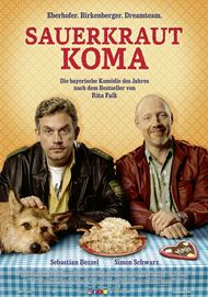 "Movie poster for ""Sauerkrautkoma"""