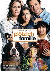 "Movie poster for ""Instant Family"""