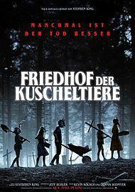 """Filmplakat für """"Friedhof der Kuscheltiere"""""""