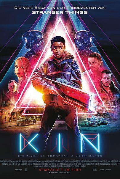 """Filmplakat für """"KIN"""""""