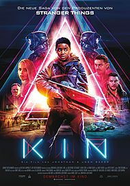 "Movie poster for ""KIN"""