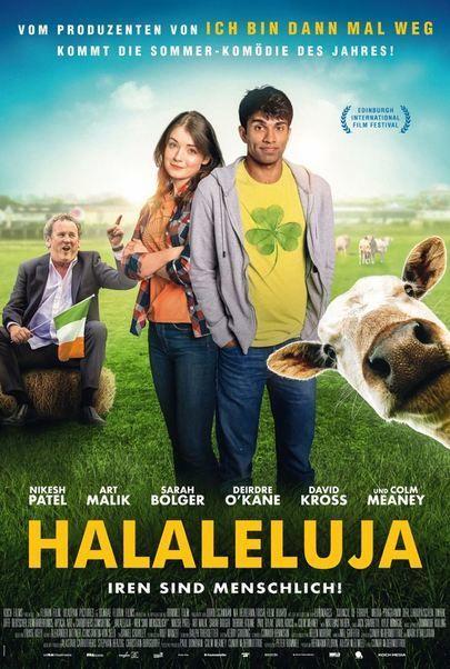 """Filmplakat für """"Halaleluja - Iren ist menschlich!"""""""
