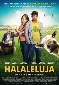 """Movie poster for """"Halal Daddy"""""""
