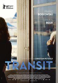 """Filmplakat für """"TRANSIT"""""""